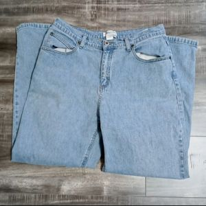 ColdWater Creek Mom Jeans